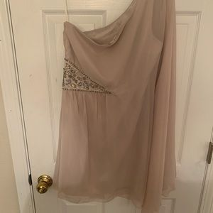Free people champagne 🍾 dress 10 new